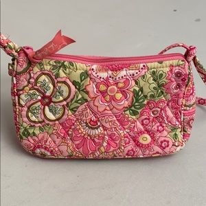 Vera Bradley Petal Pink small shoulder/crossbody